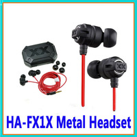 Good Deep Bass Genuine HA-FX1X Headphone Xtreme Xplosives In Ear Earphone For iPod MP3 iPhone6 with retail package