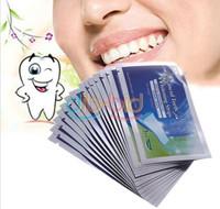 New 2014 Pro Teeth Whitening Strips Tooth Bleaching Whiter Whitestrips Set