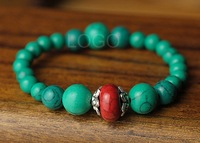 Simple Fashion Women Bracelet Turquoise Beads Hand Chain Beautiful Bracelet