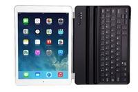 ABS Keyboard Aluminum cover 250mAh seenda IBK-07 Ultrathin Bluetooth Keyboard for i--Pad Air