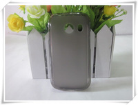 1 Piece/lot + FREE SHIPPING, Pudding TPU Soft Case For Samsung Galaxy Ace 4 G313H SM-G310A , high quality 4 colors