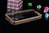 0.7mm Ultra Thin Aluminum Metal Bumper Case Buckle Closure for ASUS Zenfone 5