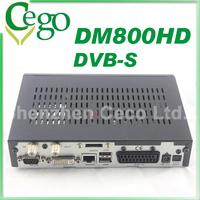 10pcs DM800 PVR with ALPS M Tuner 800pro BL# 84 ALPS M tuner SIM2.10 Gemini 5.10 DVB-S Dreambox DM800hd HD satellite receivet