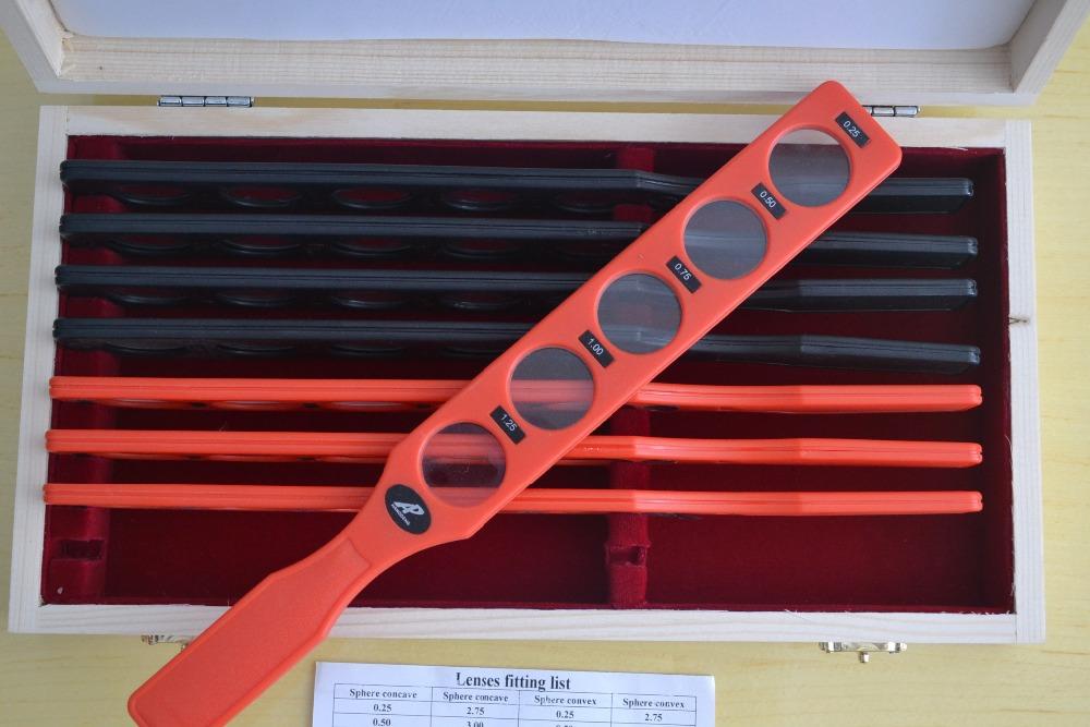 Trial Lens Retinoscopy T03-a Retinoscopy Lens Rack