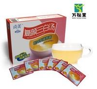 Free shipping natural women skin whitening skincare tea herbal health tea 5g*12bags wholesale