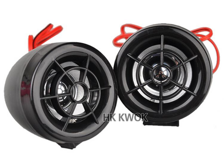 Black Motorcycle Audio FM Radio USB SD MP3 Stereo Speaker Alarm Voice Type Systems MP3 Digital Audio Player+Anti-theft Type P15(China (Mainland))