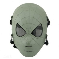 Spider-man Cosplay Movie Props Mask Costume Halloween Easter Party Airsoft  Mask