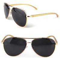 2014 New Fashion Aluminum Magnesium Polarized Sunglasses Men Driving glasses Brand Sports sun glasses for men Oculos De Sol G202