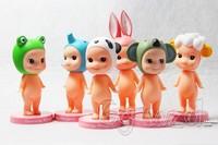sonny angle Kewpie doll animal series rabbit panda elephant gift toy doll angel 6   BJ340