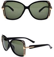 New 2014 Top Quality fashion vintage Polarized sunglasses Luxury Elegant Designer women retro brand sun glasses oculos de sol