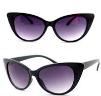 Super Star cateye glasses New fashion vintage cat eye sexy sunglasses Brand designer women retro sun glasses gafas oculos de sol