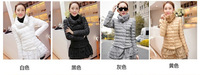 2014 winter new women's small cotton padded jacket padded jacket coat slim thickened female short