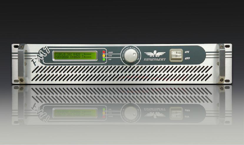 Factory Direct standard 19 -inch 2U 150W Professional Stereo FM Broadcast Transmitter(China (Mainland))