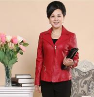 Plus Size For Middle-Age XXXXL,XXXXXL,6XL Short Coat Casacos Femininos Black Women Jacket 2014  Free Shipping