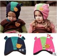 Fashion Kids Infant Baby Unisex Boys Girls Beanie Hat Headband Hat Cap For Children Retail #0966