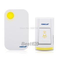 40PCS/LOT Transmitter + Receiver Waterproof Wireless Doorbell Door Bell Ring 36 Melodies