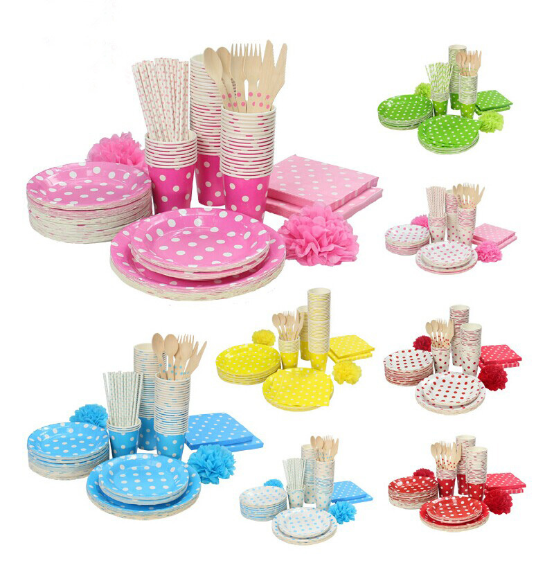 Decorated Paper Designs Decoration Paper Party Set