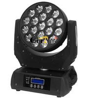 19pcs 12W 4in1 LED Moving Beam light(led par light,moving head light,disco light,laser,dmx controller,console