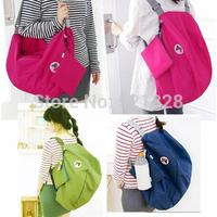 Fashion New Multifunction Transform Foldable Admission package Shoulder Bag/Messenger Bag 4 colors Wholesale / Retail bp016