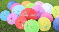 Fashion Hot wedding umbrella color vintage umbrella dance umbrella bamboo cytoskeleton