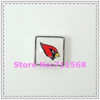Arizona Cardinals Floating Charms National Football League Charm For Memory Glass Locket Accessories
