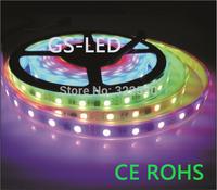 General Brightness 1003 60leds/m 5M magic LED Strip light SMD5050 DC5V.Epistar LED Chip.IP67