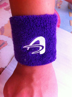 Wrister thickening wristbands Protect the wrist absorbent