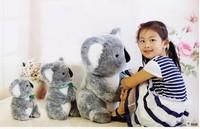 quality goods ,large 45 cm simulation koala bear AUSTRALIA koala doll , Christmas toy gift b3085