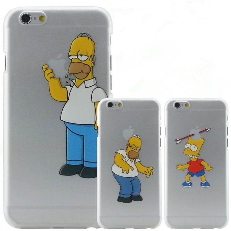 Case Simpsons Iphone 4 Iphone 6 4.7 Inch Case