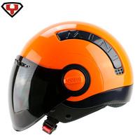 Eternal electric safety helmet Motorcycle helmet Men's and women's MINI