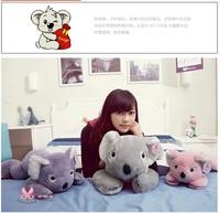 48cm lying koala bear plush toy koala doll , toy gift b3089