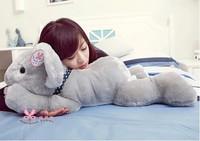 large 75cm lying koala bear plush toy koala doll ,throw pillow , toy gift b3090