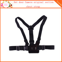 10pc/lot Chest strap outdoor Camera Adjustable Chest Mount Harness For Gopro HD Hero  272 with DHL free shipping