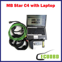 2014 Hottest Super MB Diagnostic Tool MB Star C4 SD Connect Compact 4 Best Price with XD630TouchLaptop,Update Online