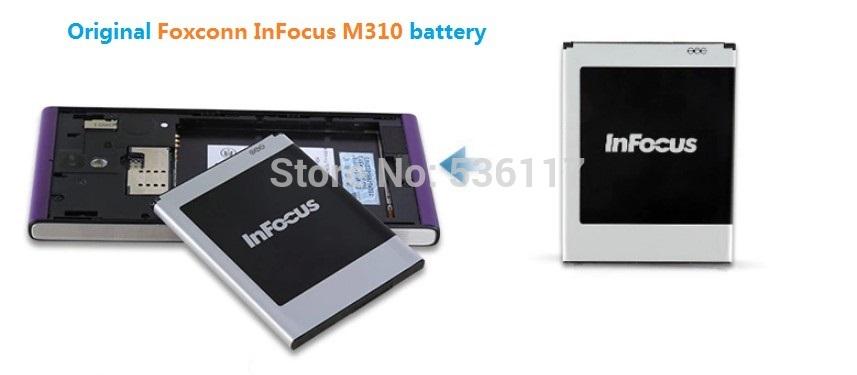 для foxconn infocus m310 мАч аккумулятор