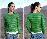 Brand Women  Winter coat  Long Sleeve Sports Leisure Cotton Coat Cotton-padded Short Jacket Warm Down Parkas