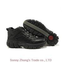 Head skin men help warm cotton shoes high leisure shoes men's outdoor casual shoes men's shoes