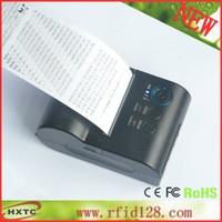 Free Shipping  80MM Portable Wireless Bluetooth Thermal Printer POS Receipt Printer For iOS Iphone4S  Iphone5  Mini Ipad Ipad3
