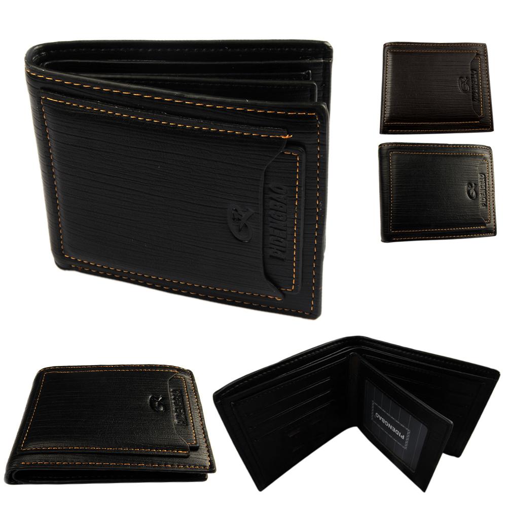 2014 NEW Genuine Leather Brand Wallet Men's Wallet Multifunction Short Design Man Wallet Coin Purse Card Holder FM102#M1(China (Mainland))