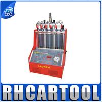 Newest laun ch x431 cnc602a original injector cleaner & tester cnc 602a advanced electromechanical machine 602a
