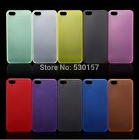 """Super Slim 0.3mm Matte Clear Middle -Soft PP Case for Apple iPhone 6 Plus 5.5"""" & 4.7"""" Cases, 1000pcs/lot Wholesale!"""