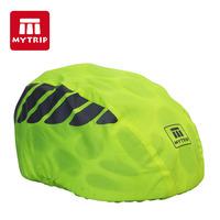 2014 Safty Helmet Cover Rain Bike safty caps for Men Women Night Visual Bicycle Cycling Bike Motorcycle security helmet sleeve