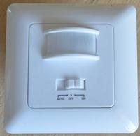 Pir Sensor Switch infrared Motion Sensor & Sound wall Switch type 86 sensor motion 110V  220V wall sensor switches