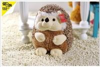 lovley plush boy hedgehog toy cute cartoon hedgehog doll gift toy about 28cm