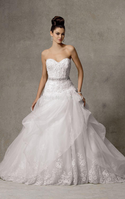Hochzeitskleid-Shopping
