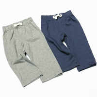 Brand New Baby boys Pure Cotton Solid Colid Causal Warm Loose PP Pants