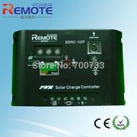 Solar Charge Controller Solar Panel Battery Regulator Safe Protection Controle 20A 12V/24V Regulator