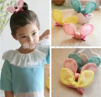 Kids/Girl/Princess/Baby Hair Clip Children Hair Accessories Bunny Rabbit Ear Hairpins for Hair  Barrettes