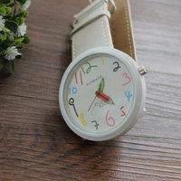 Low Promotion Price Big Dia Women Fashion Casual Sport Watch Quartz Leather Strap Analog Lady Wristwatches 4 color watchband