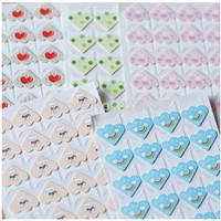 24Pcs/Lot DIY Self-adhesive Photo Corners Card Stickers Album Craft New